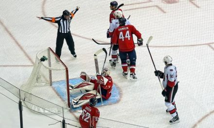 Tonight's NHL Stanley Cup Playoffs Referees & Linesmen – 4/16/16