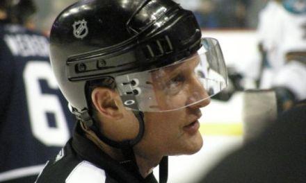 Tonight's NHL Playoff Referees – 5/8/14