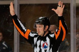 Referee McIsaac to Make NHL Debut at Flyers/Sabres