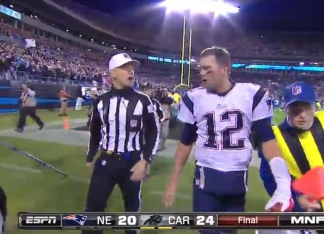 Non-Call Ends Patriots' Rally, Inspires Brady F-Bomb