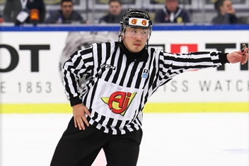 World Juniors Official Kosaka a Rare Breed (via IIHF)