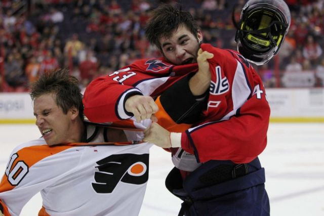 Caps Wilson Gets Ejected – Suspension Next?