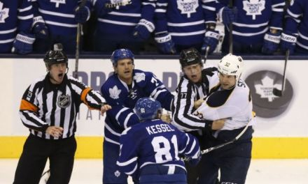 Tonight's NHL Referees & Linesmen – 12/29/15