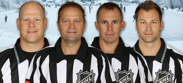 2014 Winter Classic Officials