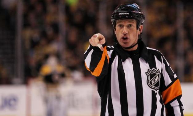 Tonight's NHL Playoff Referees – 5/11/14