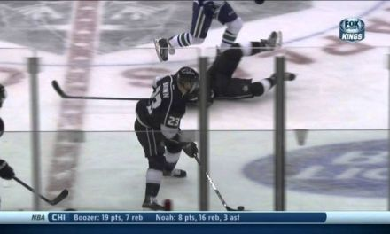No Suspension for Weise's Slewfoot on Doughty