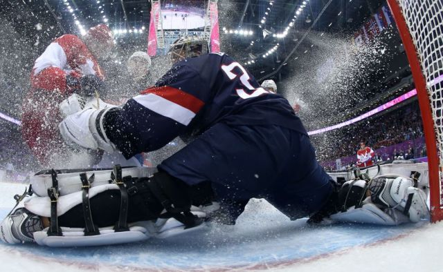 Today's Olympic Referees – 2/19/14