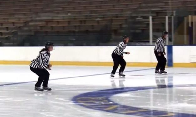 USA Hockey Referee Clinic: Behind the Scenes