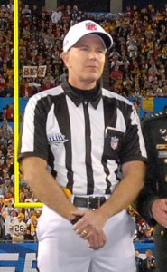 NFL Referee Terry McAulay