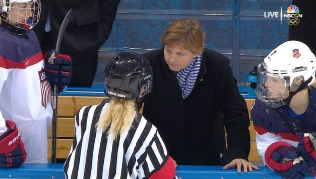 Today's Olympic Hockey Referees – 2/13/14