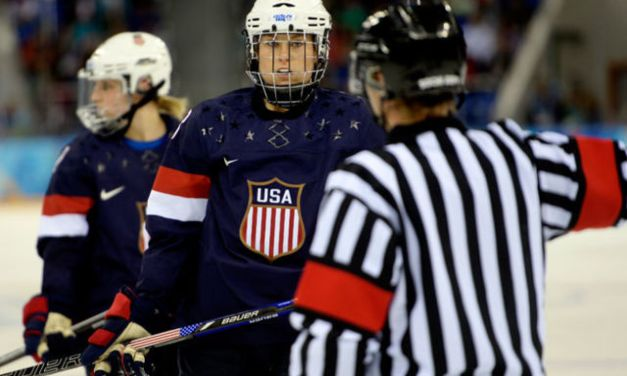 Olympics Refs Aren't Out To Get Your Country