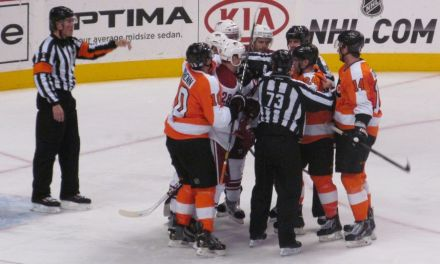 Tonight's NHL Referees & Linesmen – 11/24/15