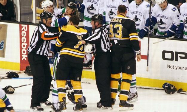 Tonight's NHL Referees – 4/20/14