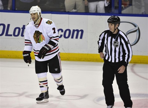 Ref Reading: Supplementary Discipline in the Playoffs Needs to Improve