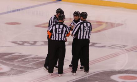 Tonight's NHL Playoff Referees – 5/10/14