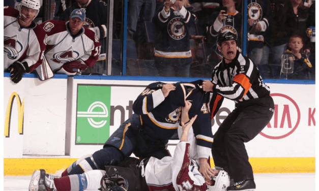 Tonight's NHL Playoff Referees – 4/18/14