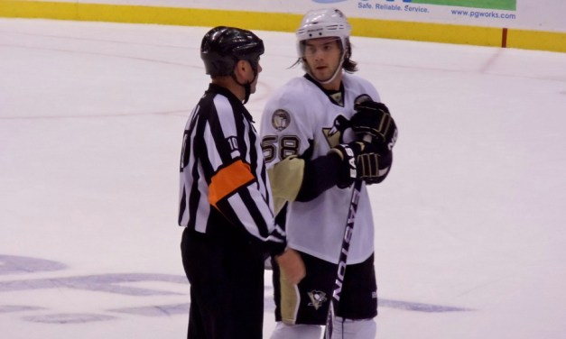 Tonight's NHL Playoff Referees – 4/22/14
