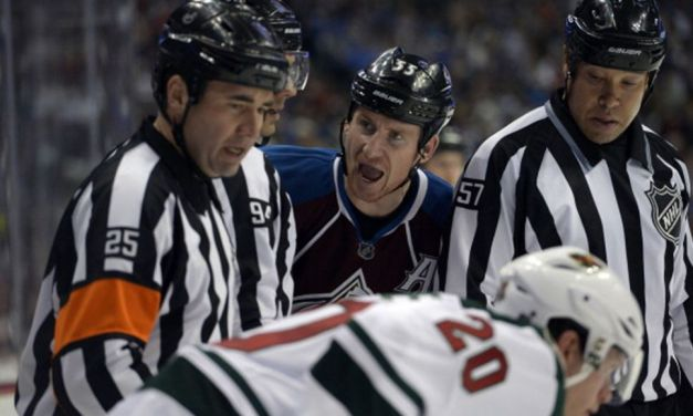 Tonight's NHL Playoff Referees – 5/1/14