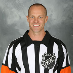 NHL Referee Gord Dwyer (#19)