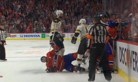 Tonight's NHL Playoff Referees – 5/14/14