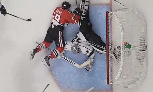 What Happened on Blackhawks' Disallowed Goal?