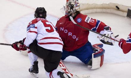 Disallowed Goals Dominate IIHF World Championships