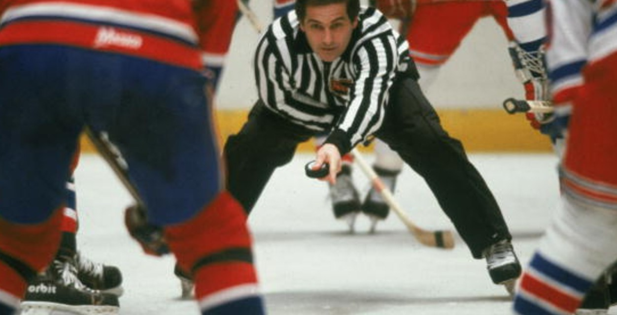 Today's NHL Playoff Referees – 5/17