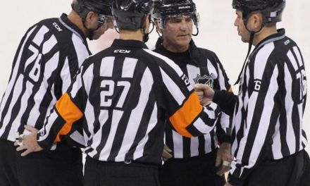 Tonight's NHL Referees & Linesmen – 2/24/15