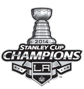 2014 Stanley Cup Champions - Los Angeles Kings