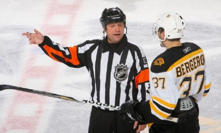 Tonight's NHL Officials – 10/30/14