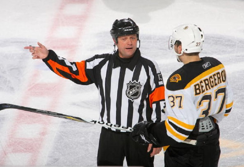 Tonight's Officials – 10/15/14