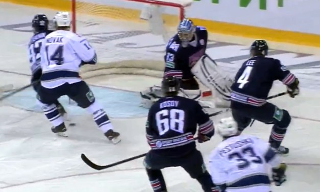 KHL Situation Room: Dynamo vs. Metallurg