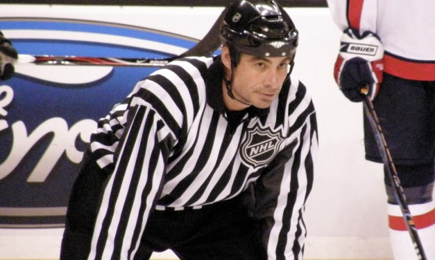 Tonight's NHL Officials – 10/21/14