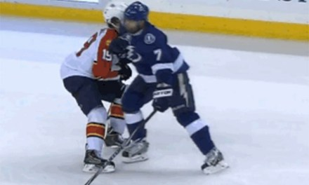 No Discipline for Bolts' Gudas After Upshall Hit