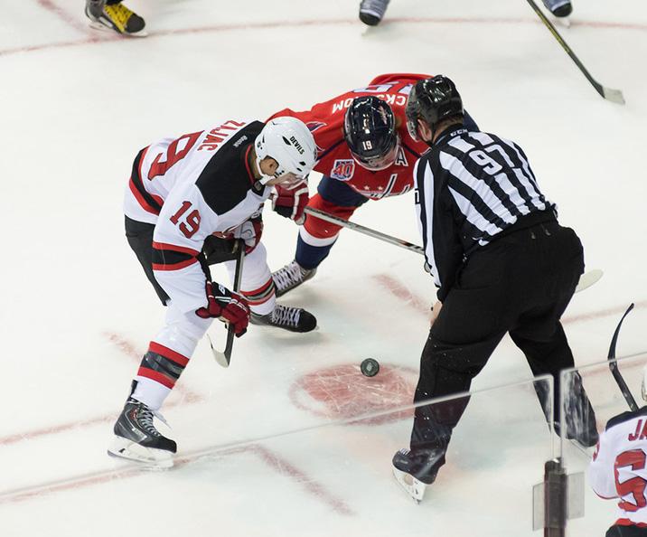 Tonight's NHL Officials – 11/14/14