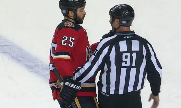 Tonight's NHL Referees & Linesmen – 12/17/14