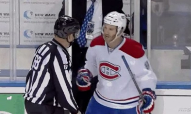 Tonight's NHL Referees & Linesmen – 1/14/15