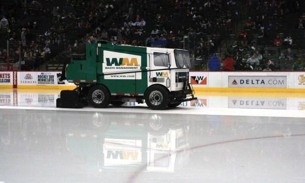 Rule Change: NHL Scraps Dry Scrape Before OT