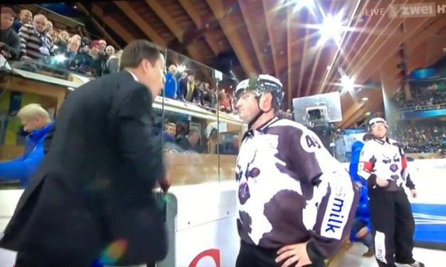 Canada Coach Boucher Blasts Refs After Spengler Cup Loss