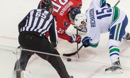 Tonight's NHL Referees & Linesmen – 2/26/15