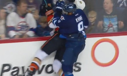 Jets' Evander Kane Suspended 2 Games for Hit