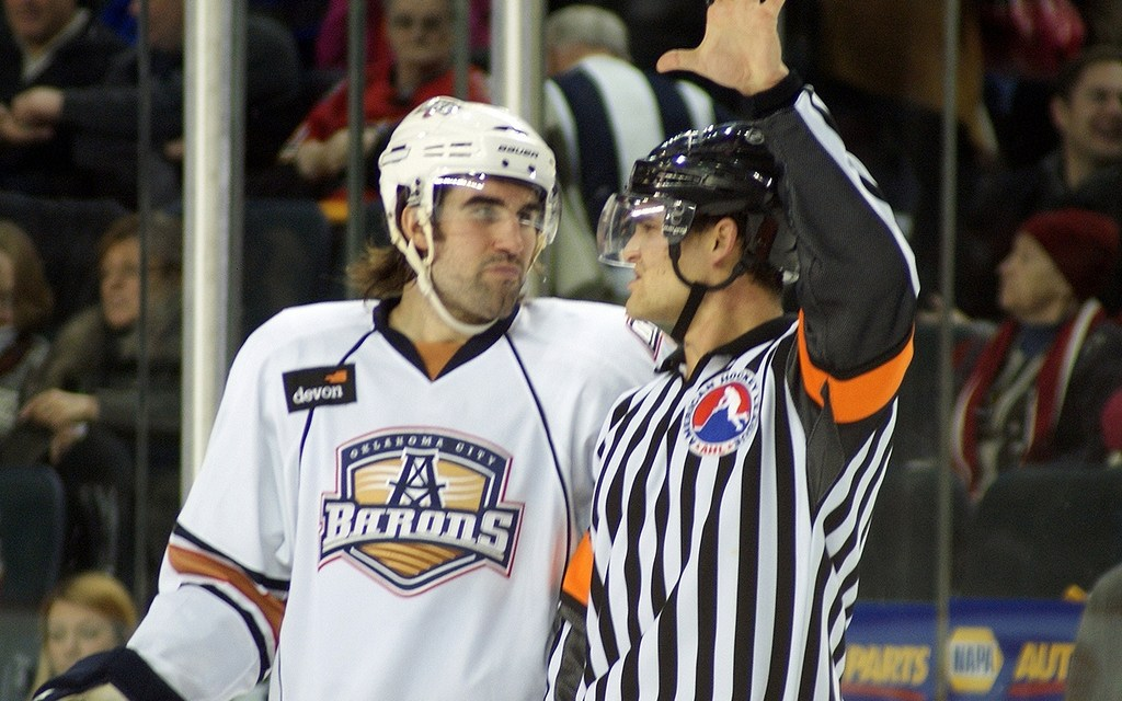 Tonight's AHL Referees & Linesmen – 1/6/15