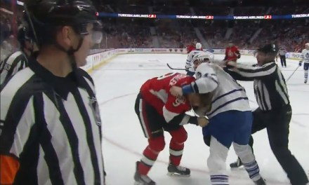 Tonight's NHL Referees & Linesman – 12/28/15