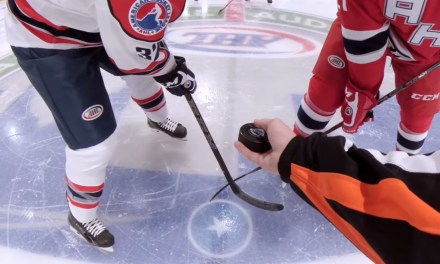 A Ref's-Eye-View of the AHL All-Star Classic