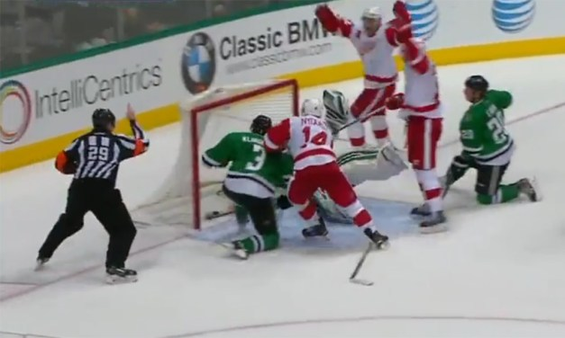 Stars Coach Calls Officiating 'Inexcusable' After Loss