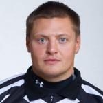 Referee Evgeny Romasko