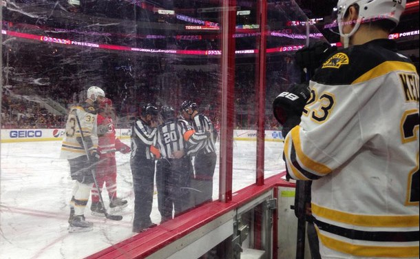 Tonight's NHL Referees & Linesmen – 3/30/15
