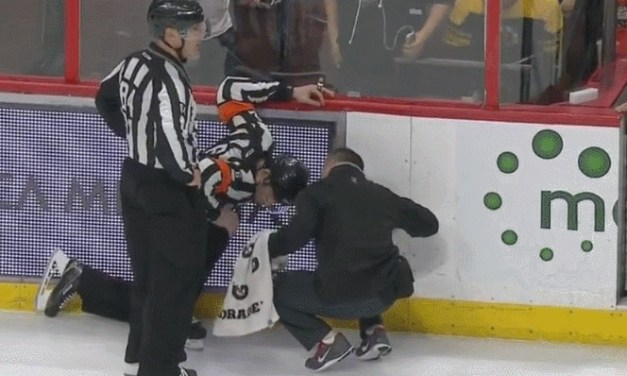 What Happens When NHL Referees Are Injured?