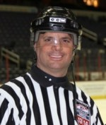 On-Ice Official Frank Maisano