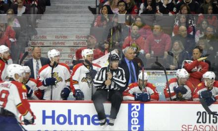 Tonight's NHL Referees & Linesmen – 2/11/16
